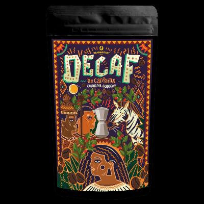Колумбия Супремо декофеинизированный
